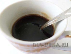 Творожно-кофейный десерт